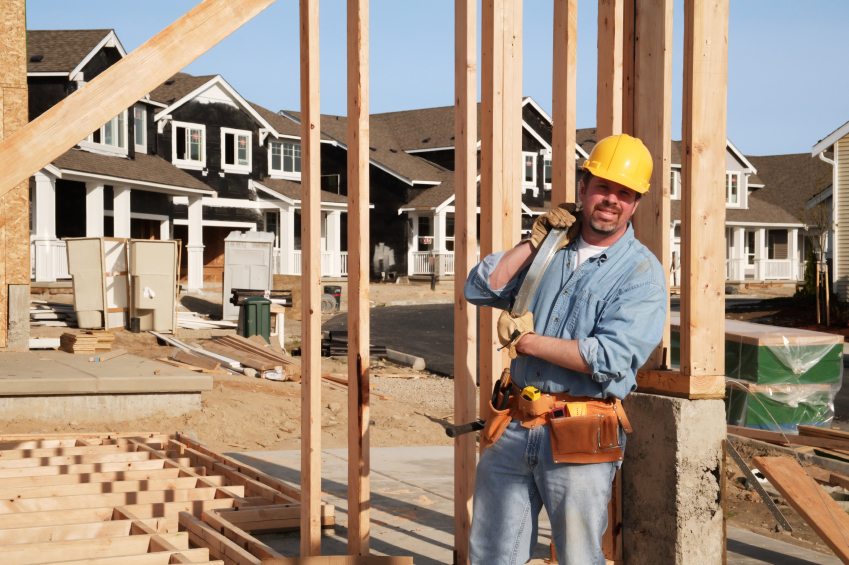 Residential builder construction