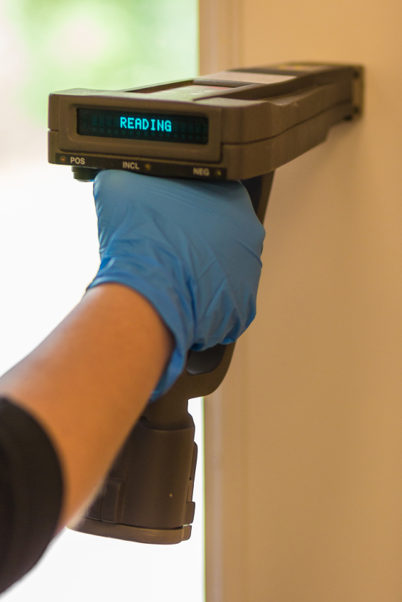 XRF Lead Based Paint Inspection