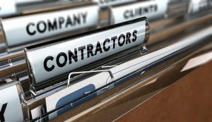 File Folders for contracts and company