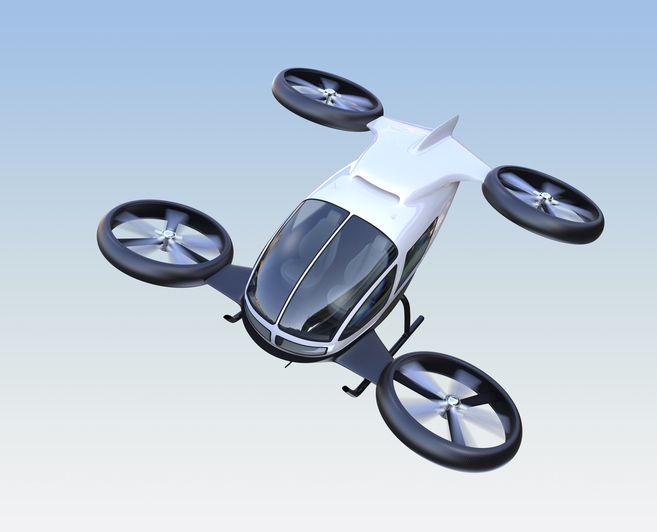 Drone Taxi