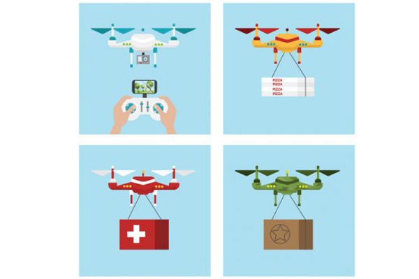 Drone Uses Across Industries